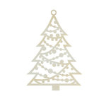 Kaisercraft - Lucky Dip Collection - Christmas - Decor Flourish - Medium - Christmas Tree