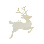 Kaisercraft - Lucky Dip Collection - Christmas - Decor Flourish - Medium - Reindeer