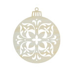 Kaisercraft - Lucky Dip Collection - Christmas - Decor Flourish - Medium - Decorative Bauble