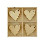 Kaisercraft - Lucky Dip Collection - Flourish Pack - Hearts