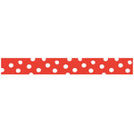 Kaisercraft - Lucky Dip Collection - Printed Tape - Red Spot