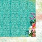 Kaisercraft - Secret Admirer Collection - 12 x 12 Double Sided Paper - Demure