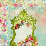 Kaisercraft - Secret Admirer Collection - 12 x 12 Double Sided Paper - Sweetheart