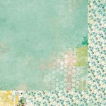Kaisercraft - Secret Admirer Collection - 12 x 12 Double Sided Paper - Flame