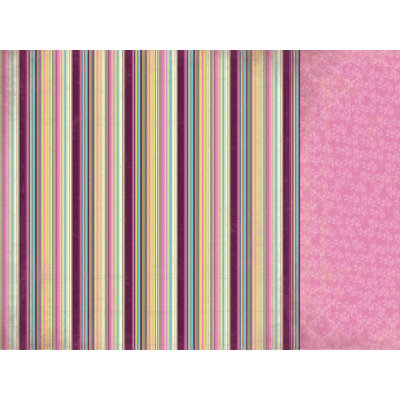 Kaisercraft - Botanical Odyssey - 12 x 12 Double Sided Paper - Journey