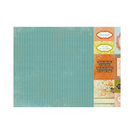 Kaisercraft - Marigold Collection - 12 x 12 Double Sided Paper - Tawny