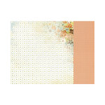 Kaisercraft - Marigold Collection - 12 x 12 Double Sided Paper - Citron