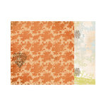 Kaisercraft - Marigold Collection - 12 x 12 Double Sided Paper - Spice
