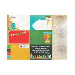 Kaisercraft - Class Act Collection - 12 x 12 Double Sided Paper - Personal Best