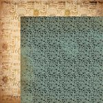 Kaisercraft - 75 Cents Collection - 12 x 12 Double Sided Paper - Sovereign