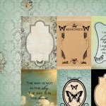 Kaisercraft - 75 Cents Collection - 12 x 12 Double Sided Paper - Guinea
