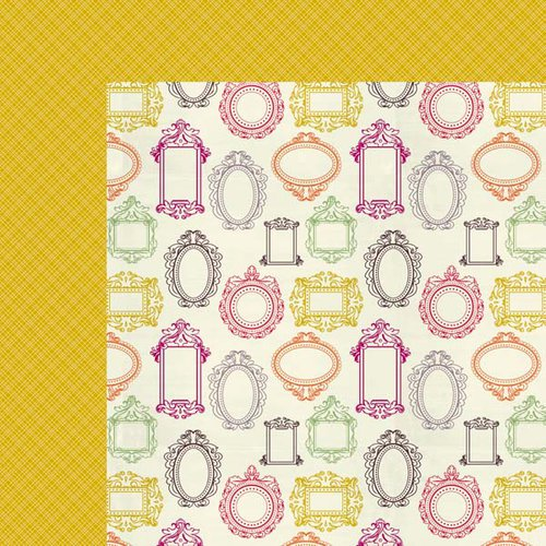 Kaisercraft - Flora Delight Collection - 12 x 12 Double Sided Paper - Decorate