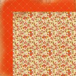 Kaisercraft - In the Attic Collection - 12 x 12 Double Sided Paper - Closet