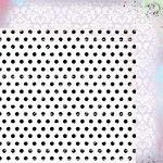 Kaisercraft - Lavender Haze Collection - 12 x 12 Double Sided Paper - Violet