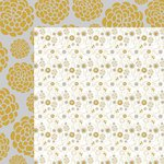 Kaisercraft - Elegance Collection - 12 x 12 Double Sided Paper - Flower Dance