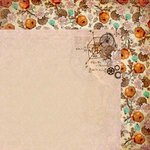 Kaisercraft - Miss Empire Collection - 12 x 12 Double Sided Paper - Regent