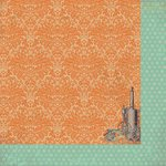 Kaisercraft - Miss Empire Collection - 12 x 12 Double Sided Paper - Realm