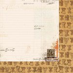 Kaisercraft - Miss Empire Collection - 12 x 12 Double Sided Paper - Supremacy