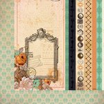 Kaisercraft - Miss Empire Collection - 12 x 12 Double Sided Paper - Steampunk