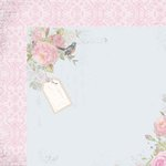 Kaisercraft - True Romance Collection - 12 x 12 Double Sided Paper - Lovestruck