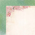 Kaisercraft - Enchanted Garden Collection - 12 x 12 Double Sided Paper - Fascinate