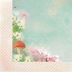 Kaisercraft - Enchanted Garden Collection - 12 x 12 Double Sided Paper - Magic
