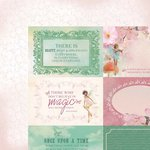 Kaisercraft - Enchanted Garden Collection - 12 x 12 Double Sided Paper - Allure