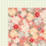 Kaisercraft - Sweet Pea Collection - 12 x 12 Double Sided Paper - Lovely