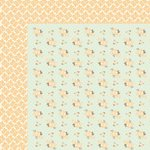 Kaisercraft - Sweet Pea Collection - 12 x 12 Double Sided Paper - Adorable