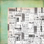Kaisercraft - Mister Fox Collection - 12 x 12 Double Sided Paper - Powerful