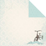 Kaisercraft - Pitter Patter Collection - 12 x 12 Double Sided Paper - Precious Gift