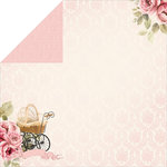 Kaisercraft - Pitter Patter Collection - 12 x 12 Double Sided Paper - Special Delivery