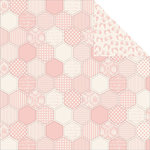 Kaisercraft - Pitter Patter Collection - 12 x 12 Double Sided Paper - New Born