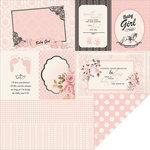 Kaisercraft - Pitter Patter Collection - 12 x 12 Double Sided Paper - Bundle of Joy