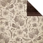 Kaisercraft - Outdoor Trail Collection - 12 x 12 Double Sided Paper - Bush