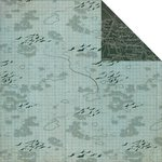 Kaisercraft - Outdoor Trail Collection - 12 x 12 Double Sided Paper - Hinterland