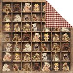 Kaisercraft - Teddy Bears Picnic Collection - 12 x 12 Double Sided Paper - Collection