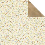 Kaisercraft - Teddy Bears Picnic Collection - 12 x 12 Double Sided Paper - Cuddles