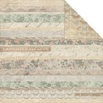 Kaisercraft - Rustic Harmony Collection - 12 x 12 Double Sided Paper - Inspired