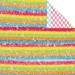 Kaisercraft - Pop Collection - 12 x 12 Double Sided Paper - Sugar