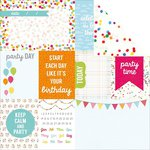 Kaisercraft - Pop Collection - 12 x 12 Double Sided Paper - Frosting