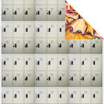 Kaisercraft - 2 Cool 4 School Collection - 12 x 12 Double Sided Paper - P.E.