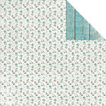 Kaisercraft - Blue Bay Collection - 12 x 12 Double Sided Paper - Sea Breeze