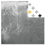 Kaisercraft - Shine Bright Collection - 12 x 12 Double Sided Paper - Canary