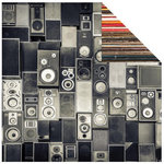 Kaisercraft - On Stage Collection - 12 x 12 Double Sided Paper - Tune