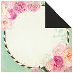 Kaisercraft - All That Glitters Collection - 12 x 12 Double Sided Paper - Shine