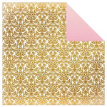 Kaisercraft - All That Glitters Collection - 12 x 12 Double Sided Paper - Twinkle