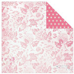 Kaisercraft - Oh So Lovely Collection - 12 x 12 Double Sided Paper - Femme