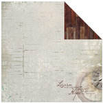 Kaisercraft - Antique Bazaar Collection - 12 x 12 Double Sided Paper - Restore