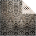 Kaisercraft - Antique Bazaar Collection - 12 x 12 Double Sided Paper - Gather